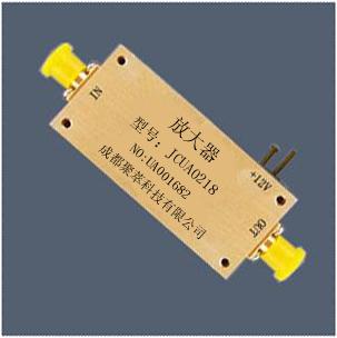 2-18ghz微波宽带混合集成放大器